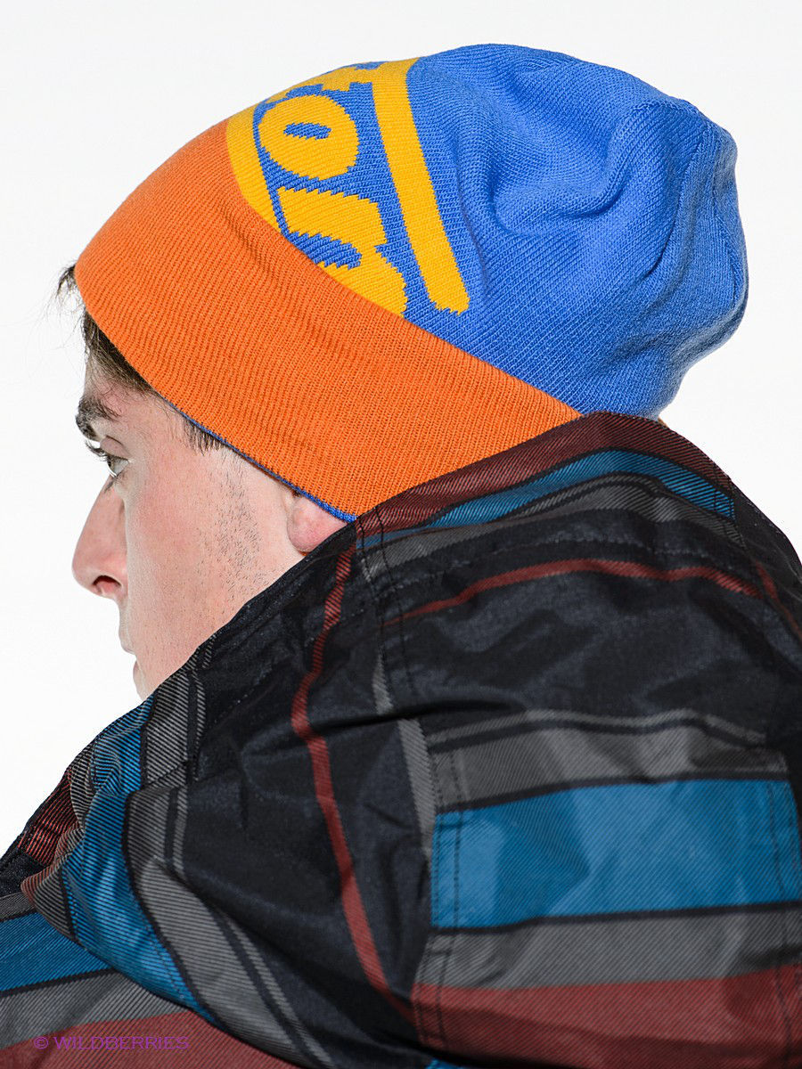 Шапка Burton 10496100802/SAFETY/ORANGE/CYANID: изображение 3