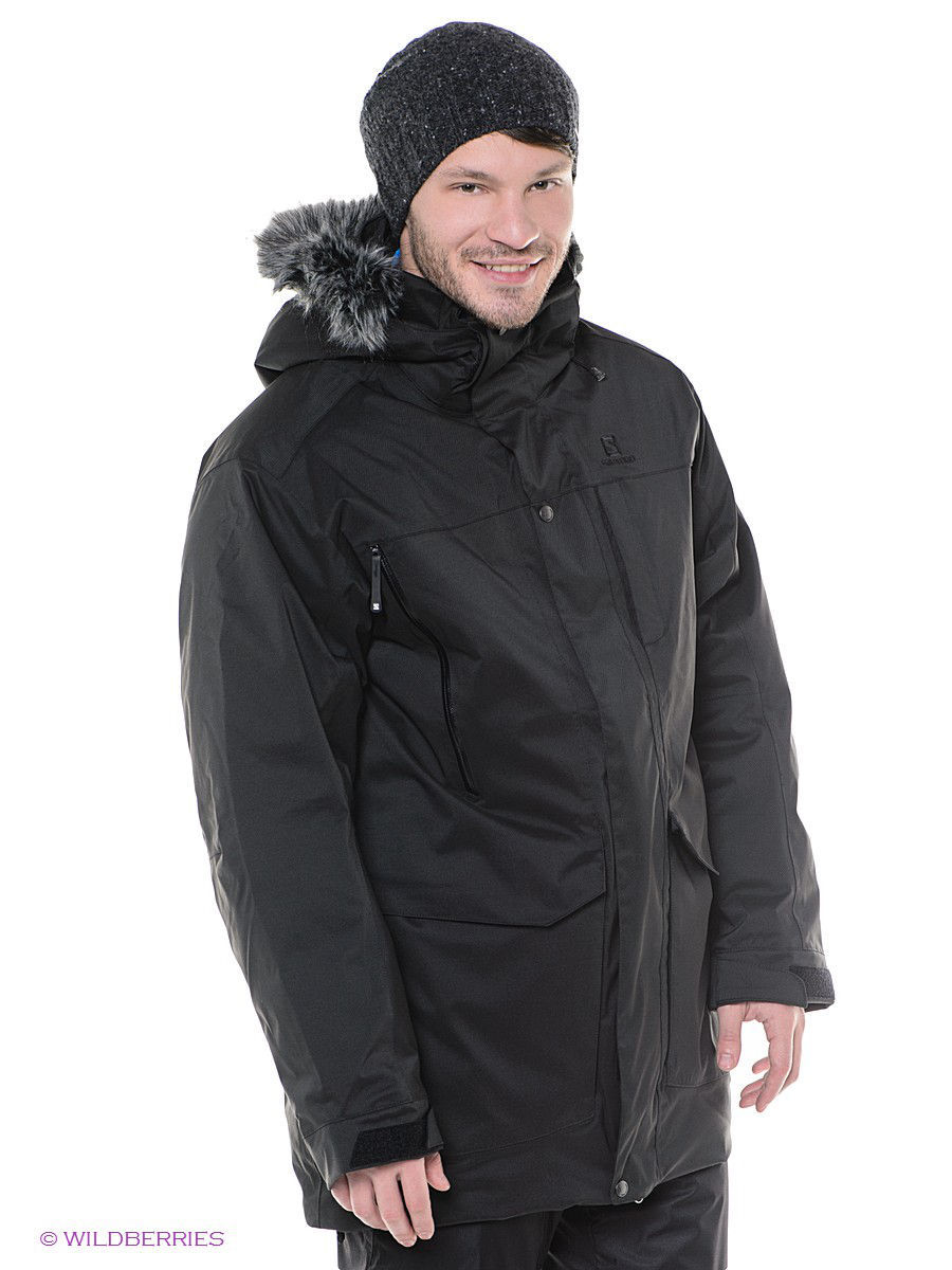 Пуховик PRIME DOWN PARKA SALOMON L35187600