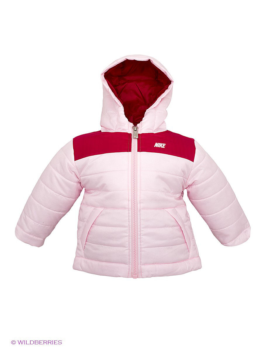 Куртка NIKE ALLIANCE PADDED HOODED JK 602861-678