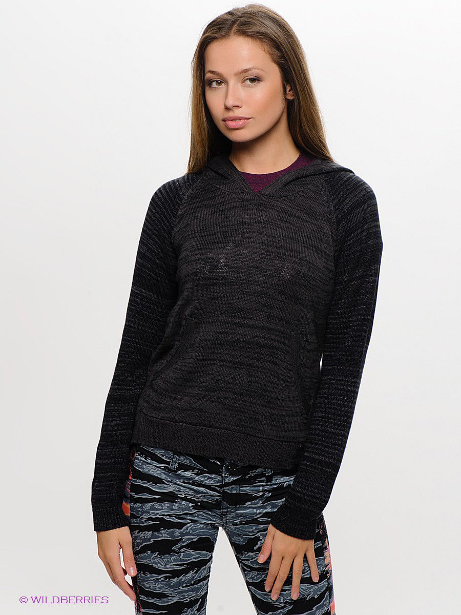 Толстовка Hurley GSW0000190/BLACK
