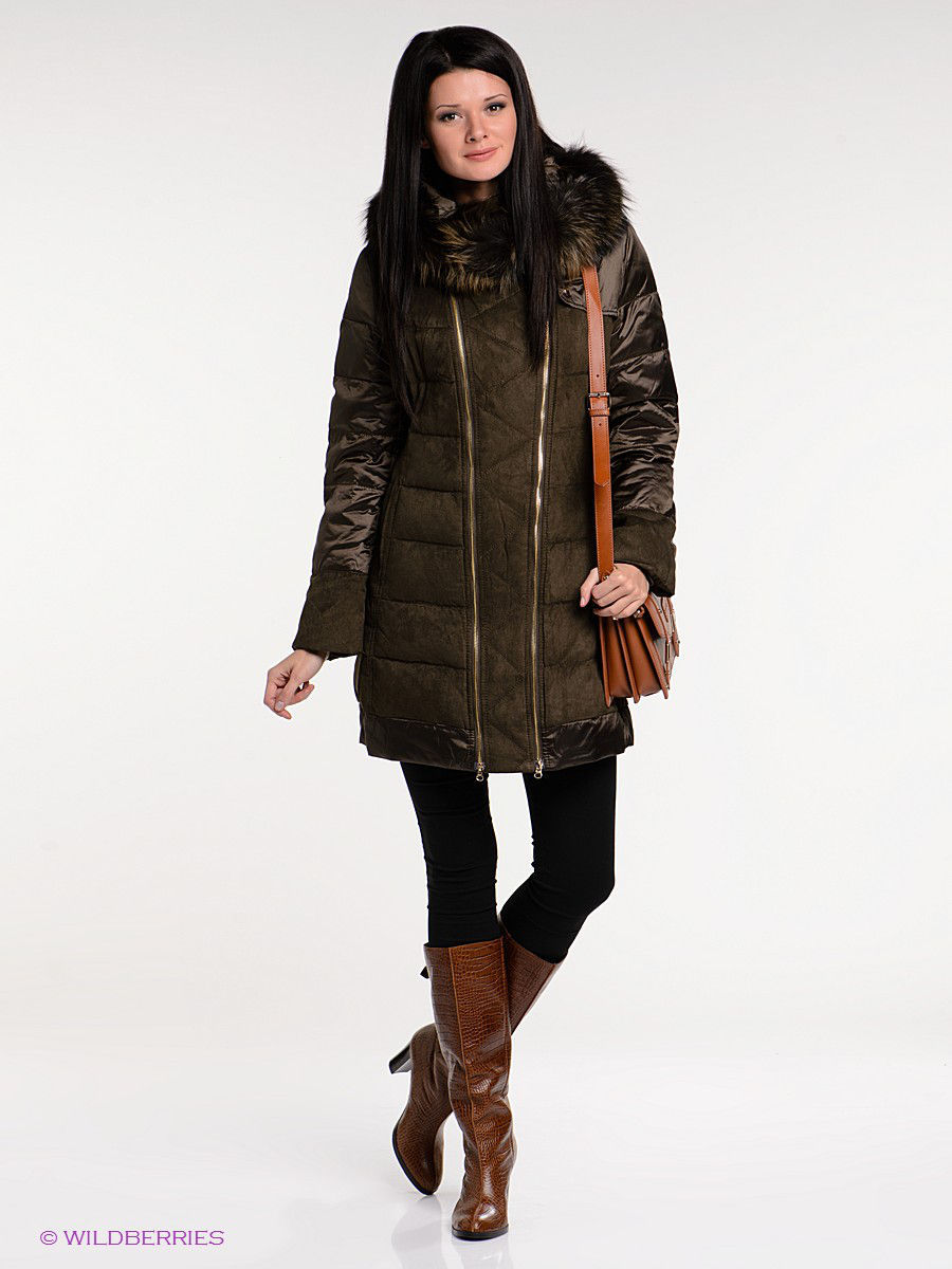 Пуховик Acasta ACBSW14DC46/DARKBROWN: изображение 3