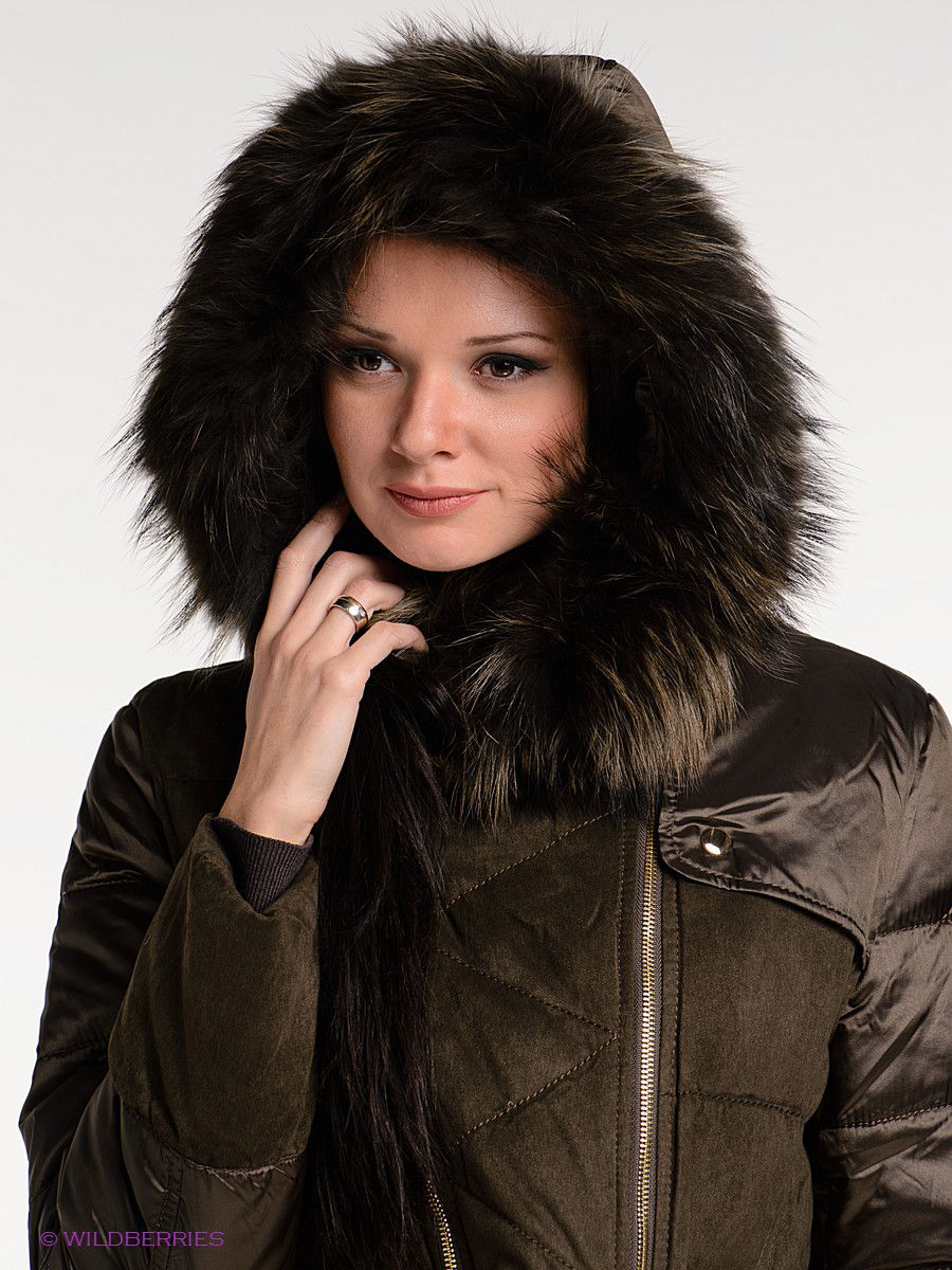 Пуховик Acasta ACBSW14DC46/DARKBROWN: изображение 4