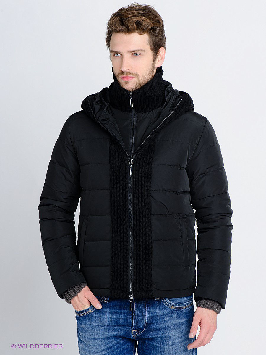 Куртка Urban fashion for men UFBBW14DJ65/BLACK