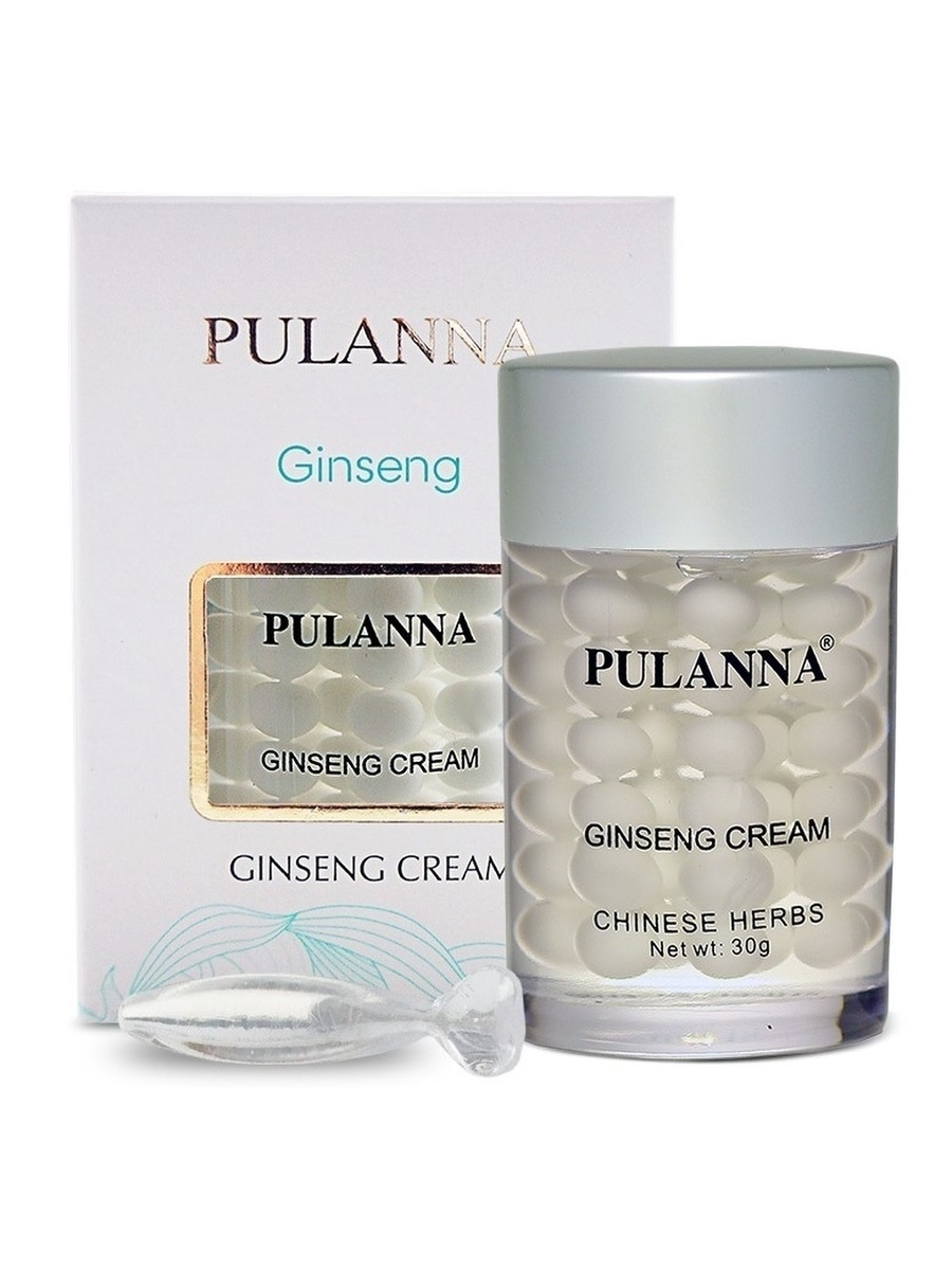 Кремы PULANNA Крем для лица Ginseng Cream кремы pulanna ночной крем phytosilver night cream