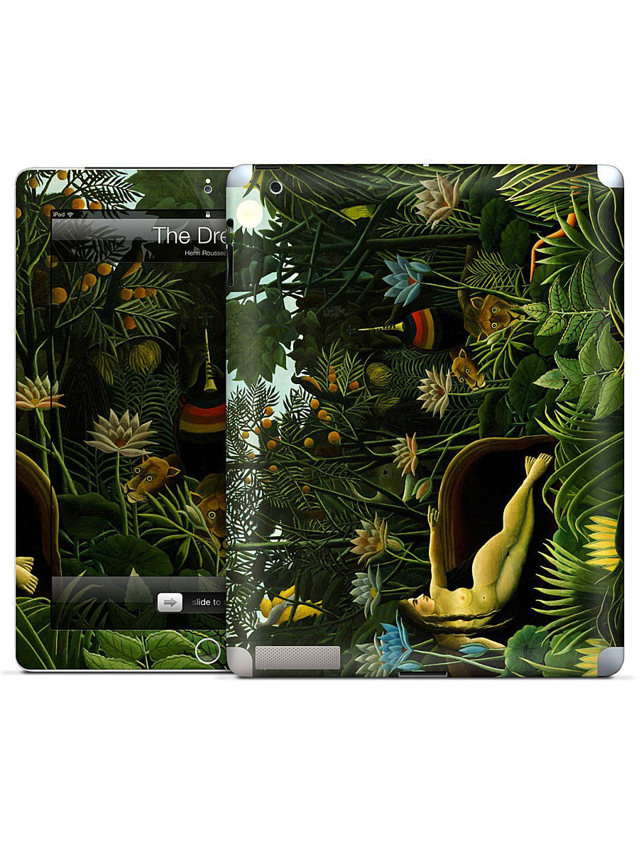 Наклейка для iPad 2,3,4 The Dream-Henri Rousseau Gelaskins 05231593