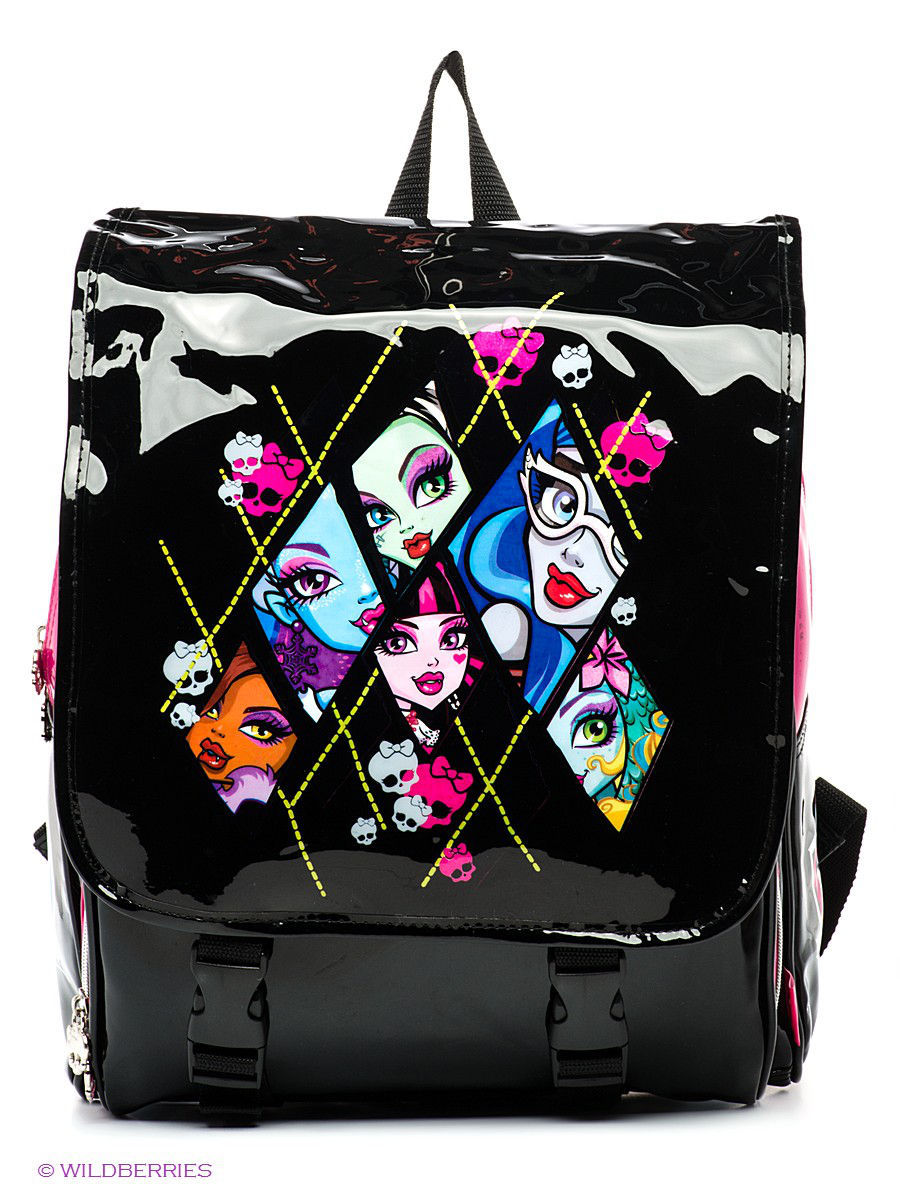 Рюкзак Monster High Lattice Mattel 21697