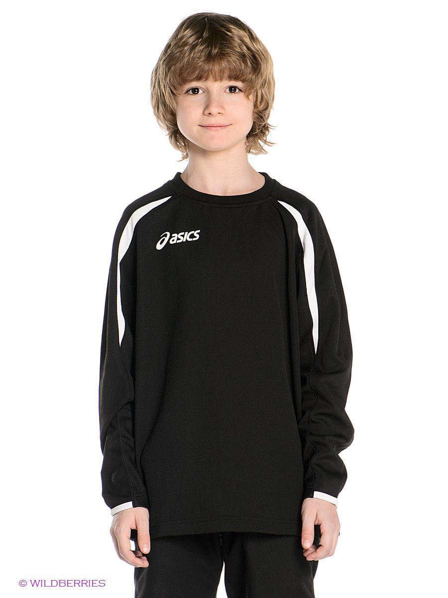 Лонгслив ASICS Лонгслив SWEAT NECK J  эксцентриковые станочные тиски wilton 1208 wi13403