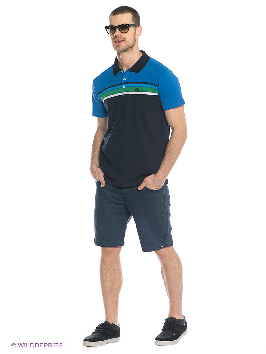 Купить Бордшорты Quiksilver Шорты KRACKER SHORT 19 темно-синий