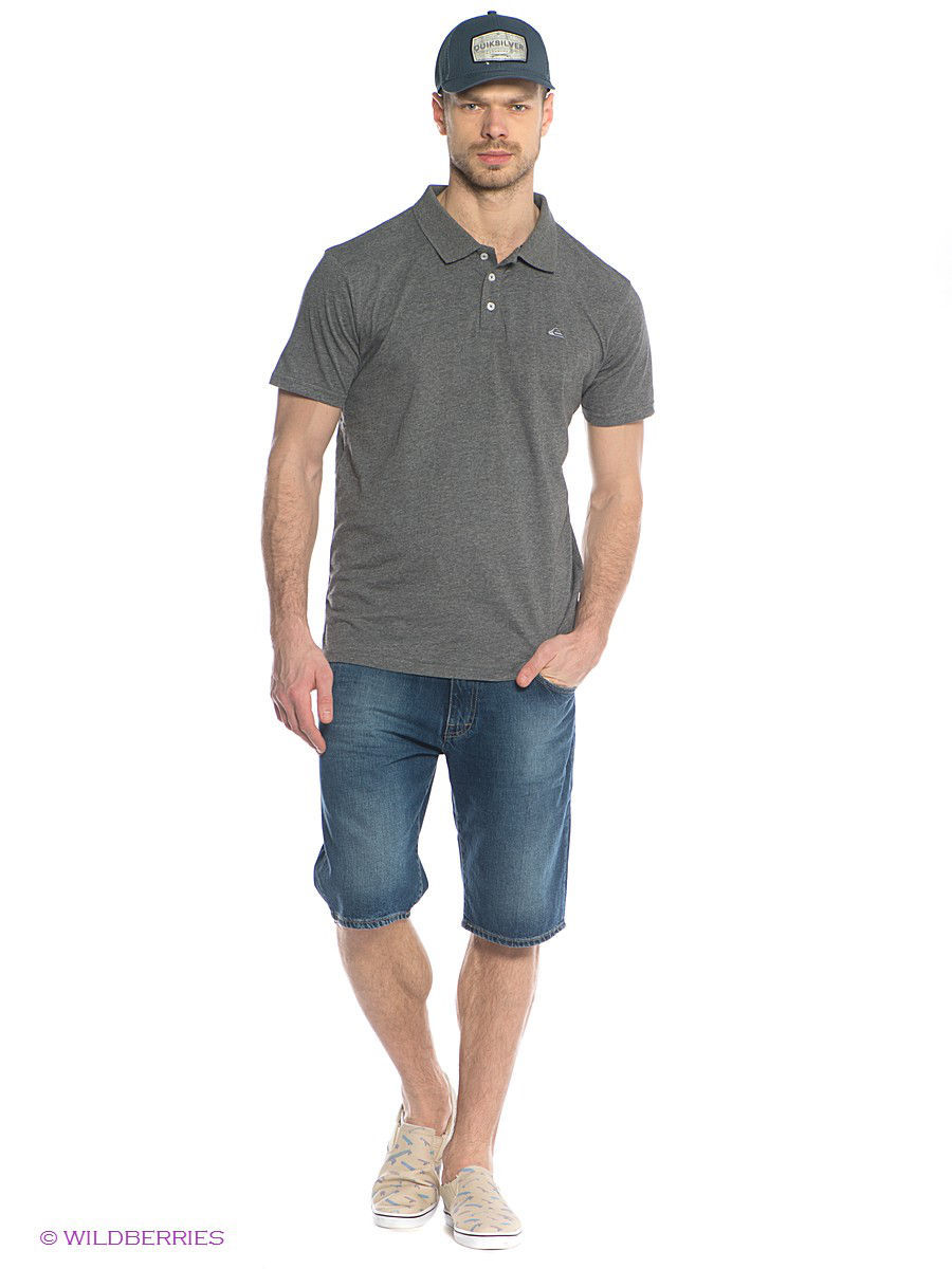 Купить Бордшорты Quiksilver Шорты MATT ADOR DENIM SHORT синий