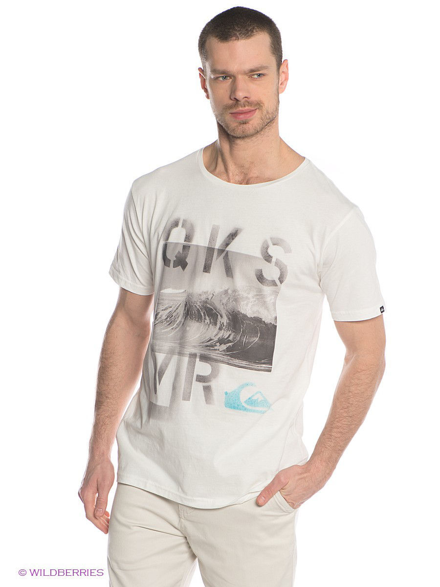 �������� SS NOMAD ORGANIC TEE L4 Quiksilver EQYZT00043/WBT0