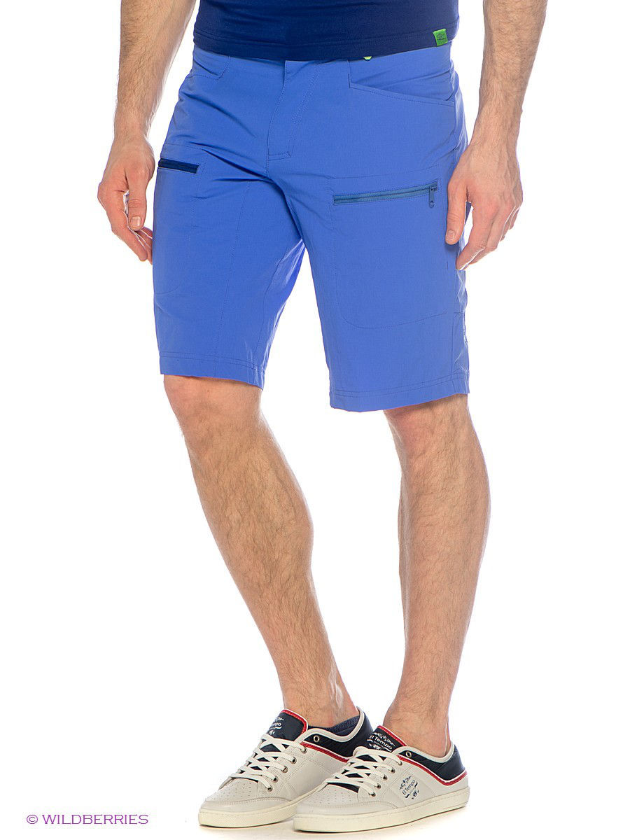 Мужские шорты Bergans 7178/WarmCobalt/InkBlue: изображение 2