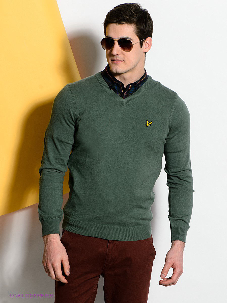 Пуловеры Lyle&Scott от Wildberries RU