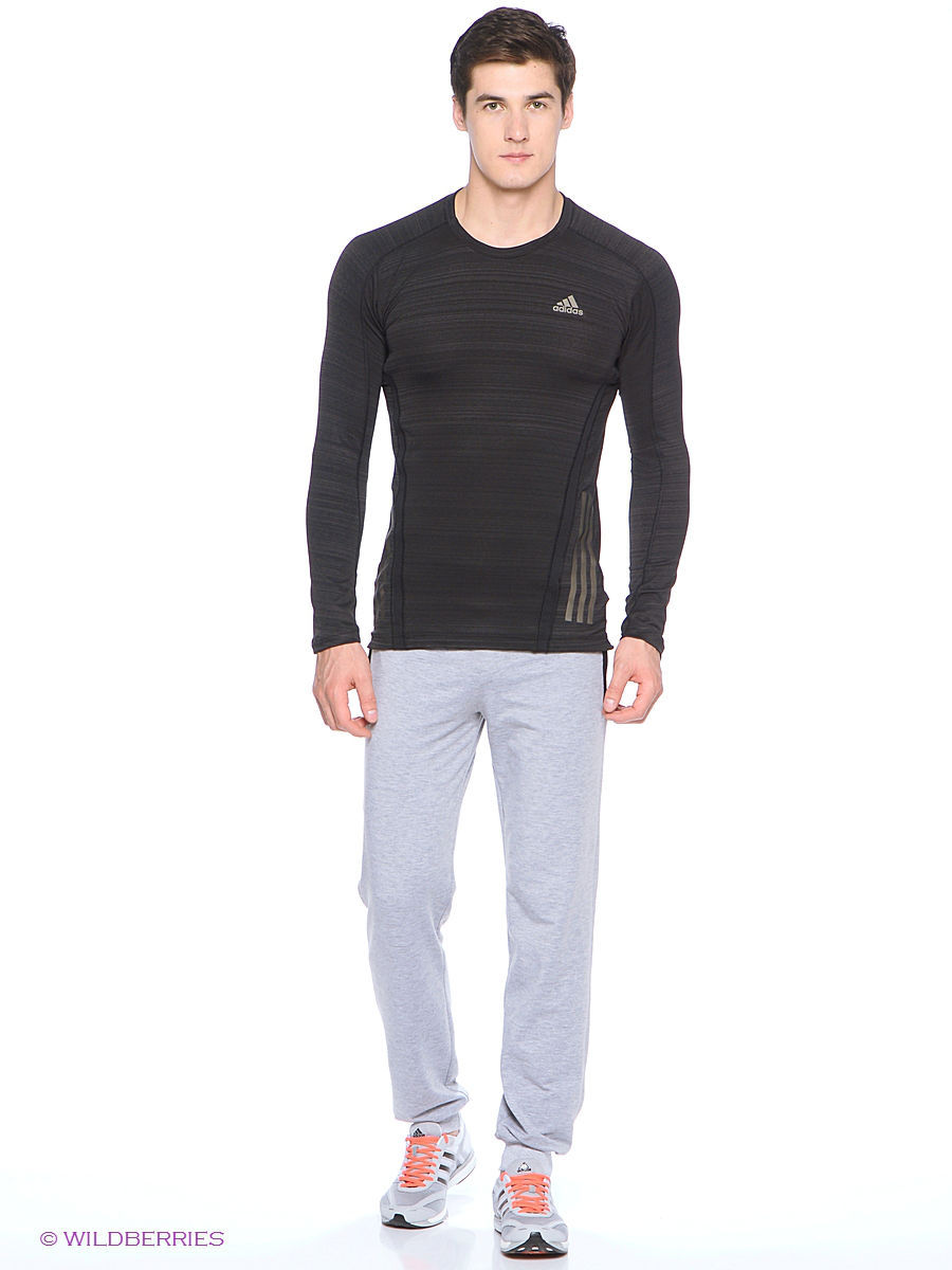 Лонгслив Adidas Лонгслив SN LS T лонгслив tf base ls conavy