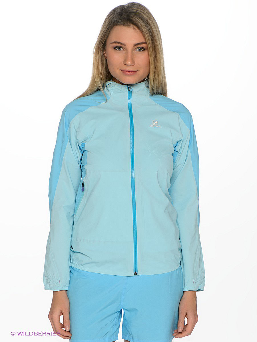 Ветровка BONATTI WP JACKET W SALOMON