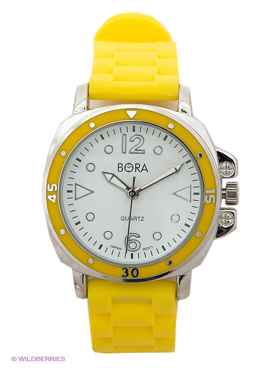Часы Bora T-B-7677-WATCH-YELLOW