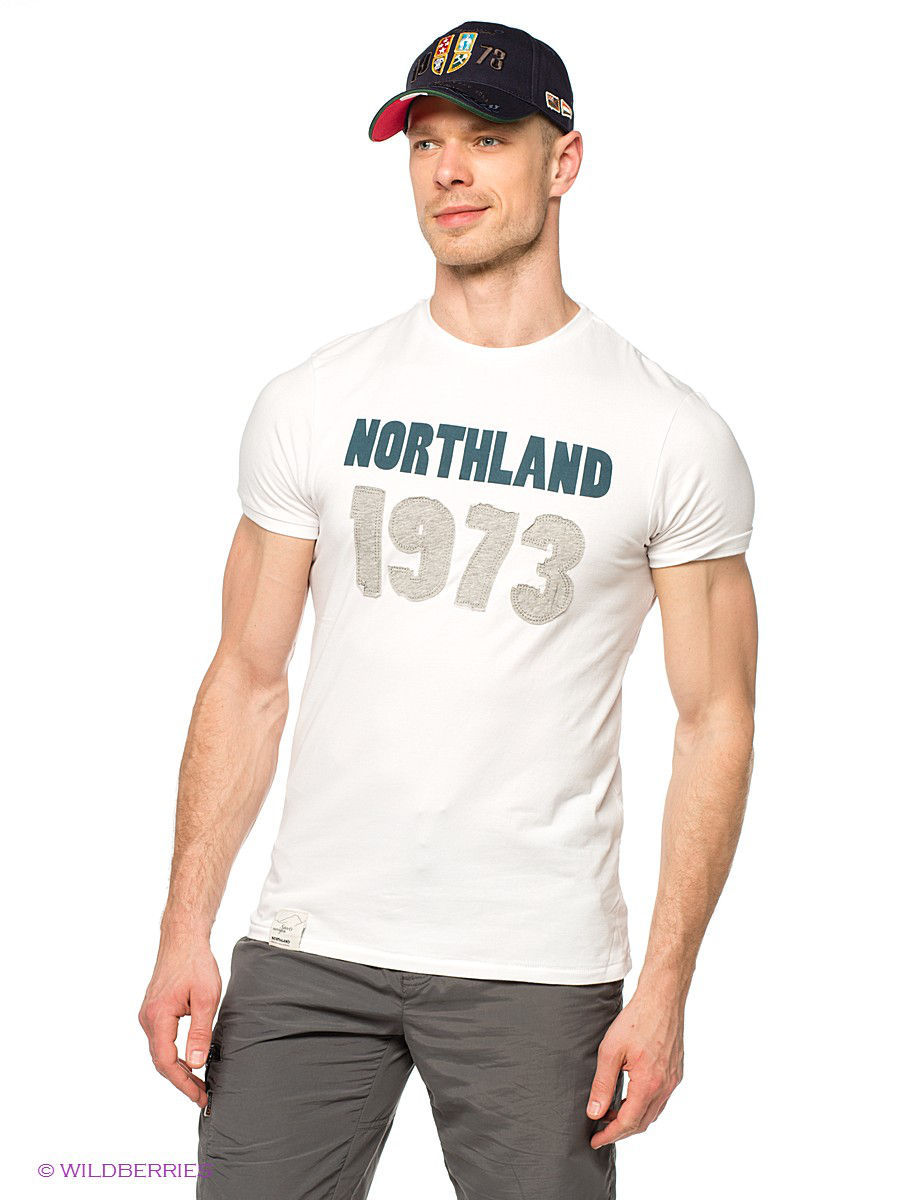 Футболка Northland Professional N02/05965/16/white