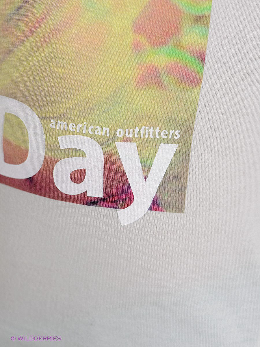 Футболка American Outfitters