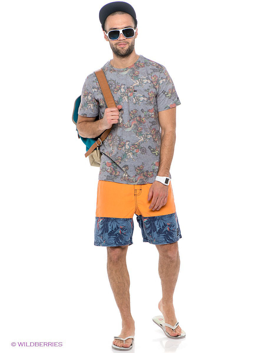 "Бордшорты TTH TRUNK 18"" BOARDSHORT Rip Curl CBO7GC/ORANGE"