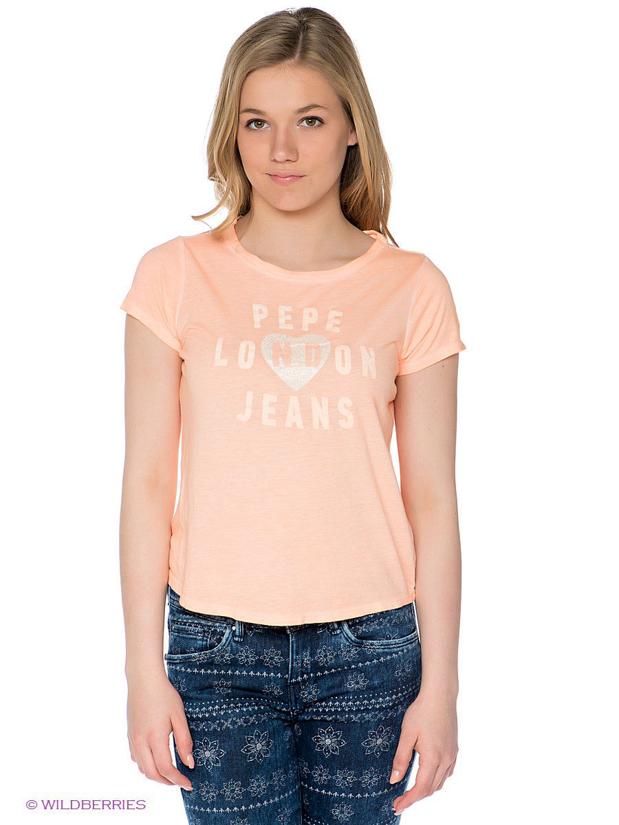 Футболка Pepe Jeans London PG500424ARIADNE/112