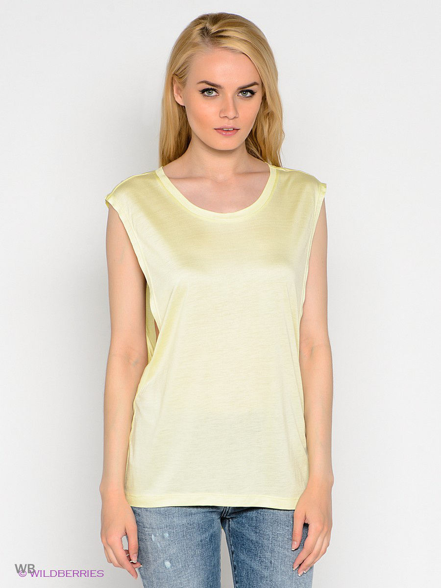 Футболка Vero Moda 10120601/TenderYellow