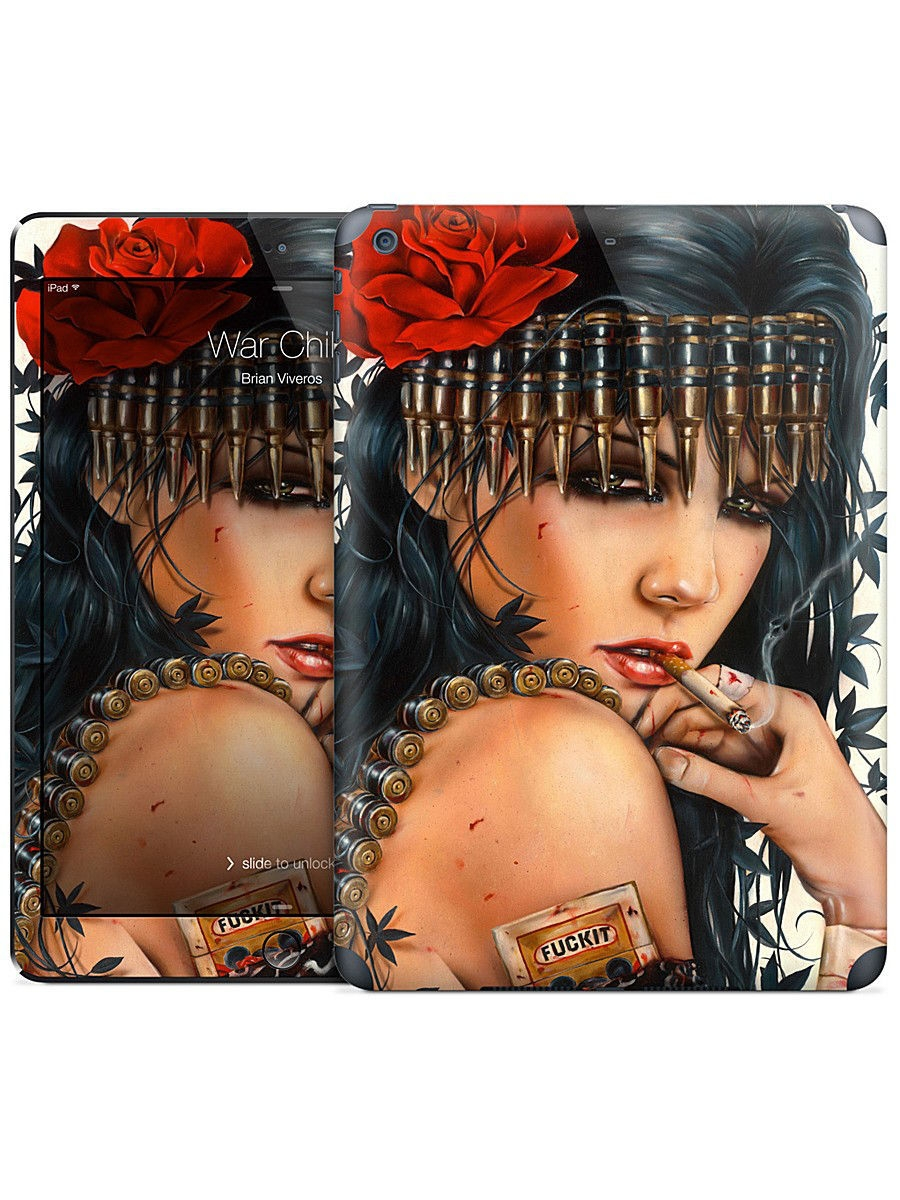 �������� �� iPad Air War Child - Brian Viveros Gelaskins 05671739