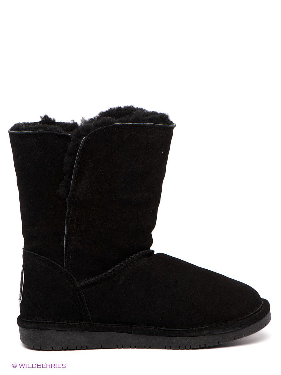 Женские угги Bearpaw 682W/Abigail/Black: изображение 3