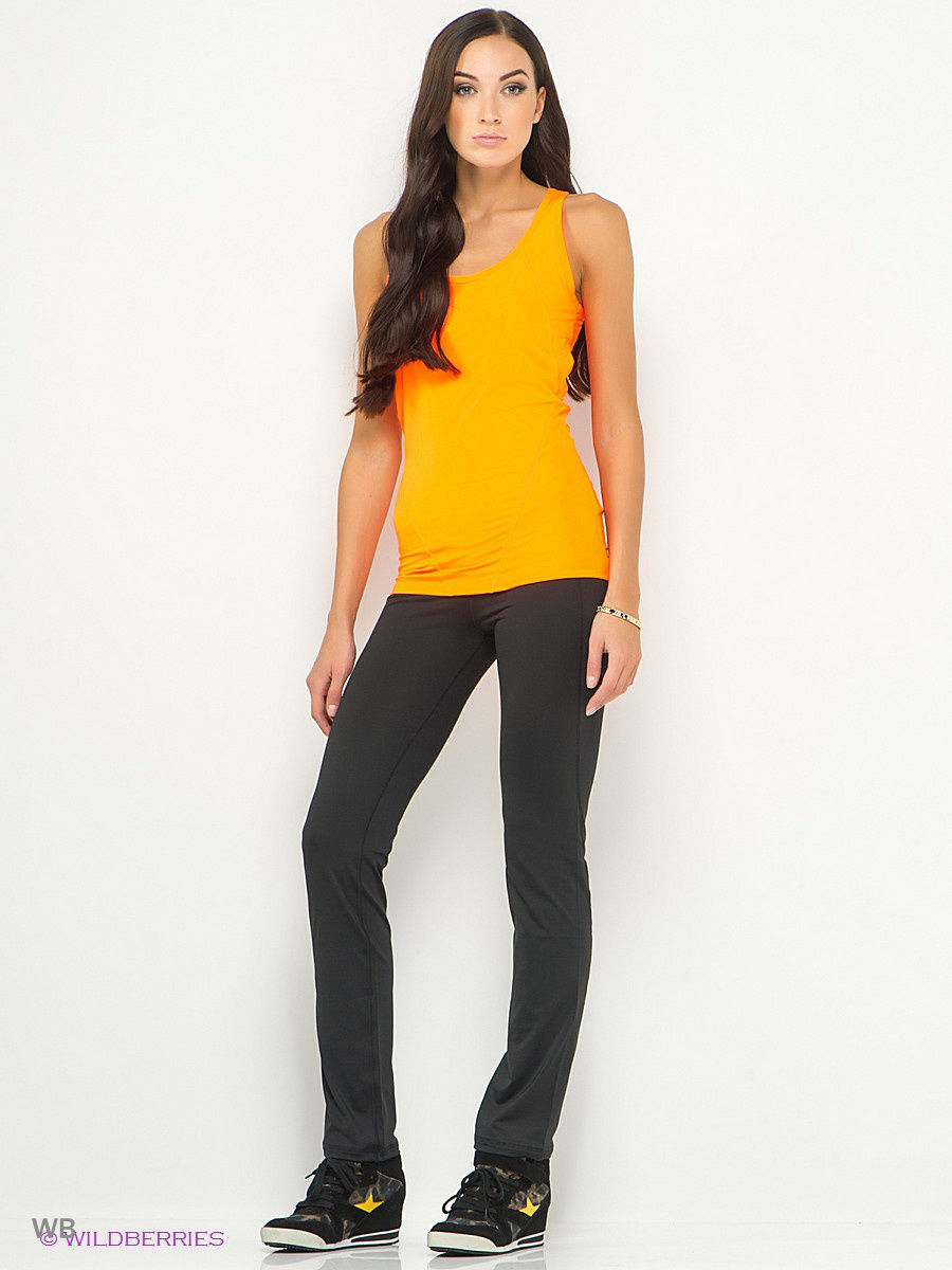 Топ Vero Moda 10115632/ShockingOrange