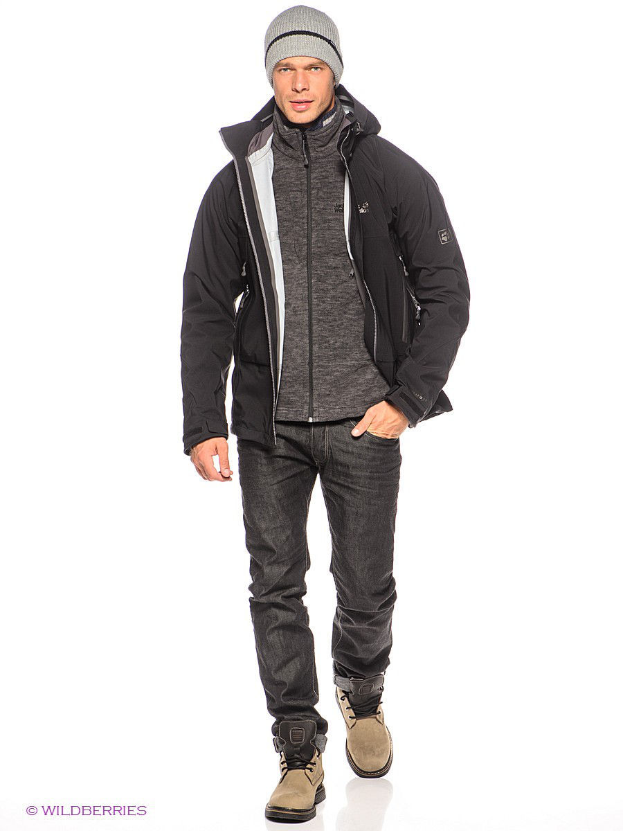 ������ GLACIER PEAK JACKET MEN Jack Wolfskin 1105961/6000
