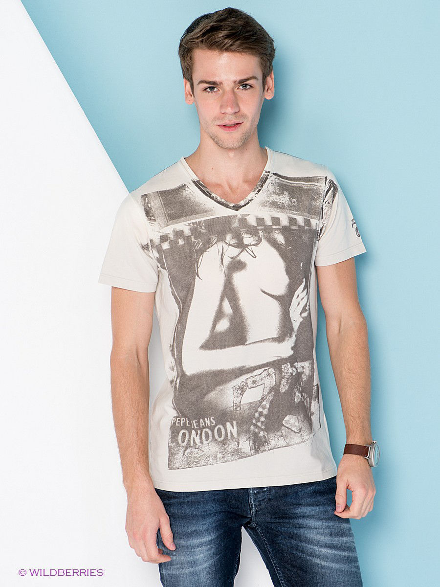Футболка Pepe Jeans London PM502005/901