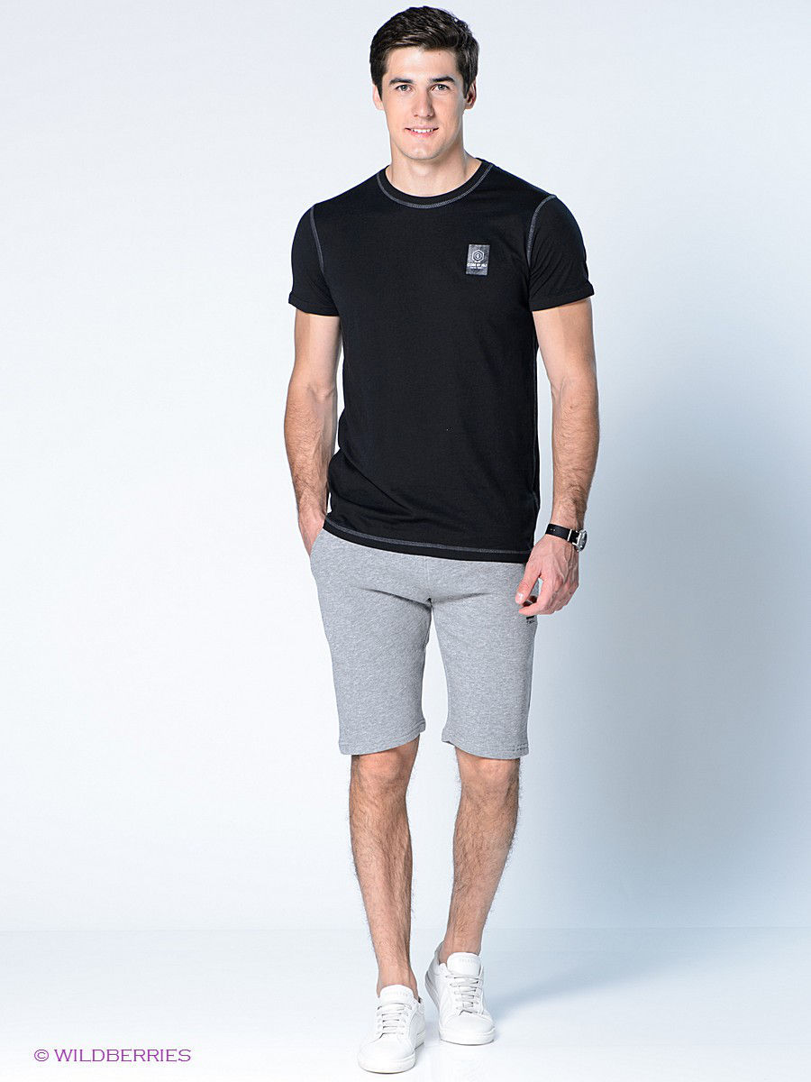 Мужские шорты Jack & Jones 12081554/LightGreyMelange