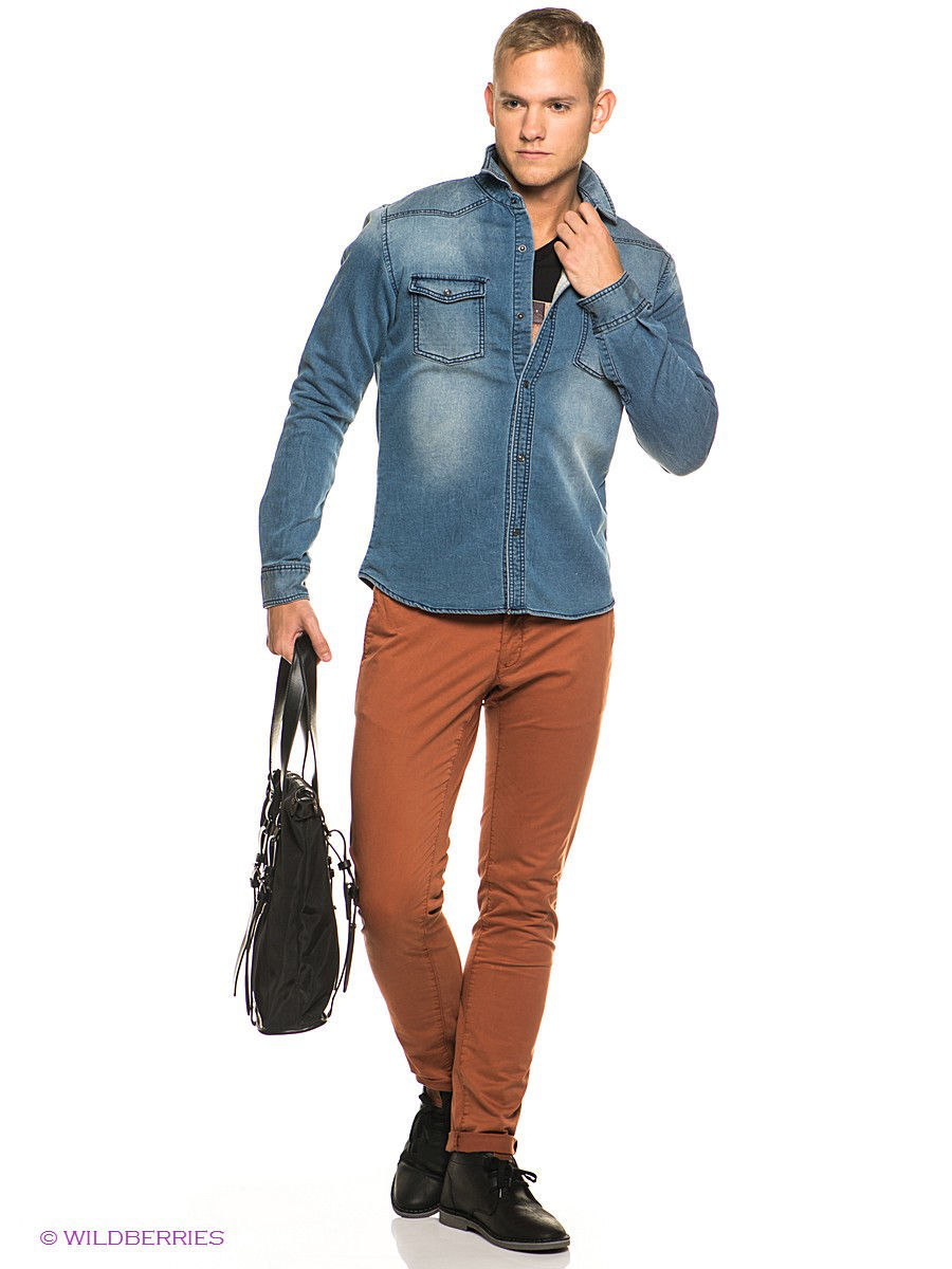 ������� OUTFITTERS NATION 24015651/MediumBlueDenim