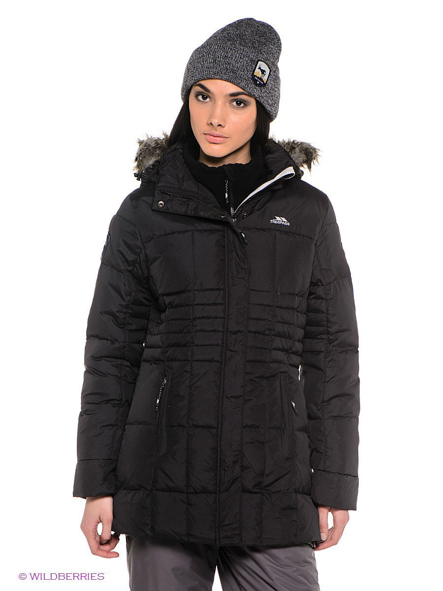 Куртка Trespass SNOWYFAJKSKJ20020/BLACK