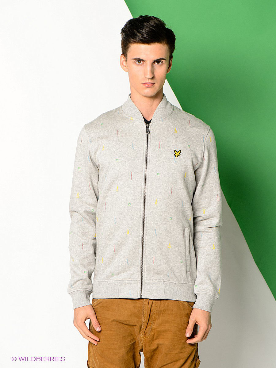 Толстовка LYLE & SCOTT ML040CN/D24