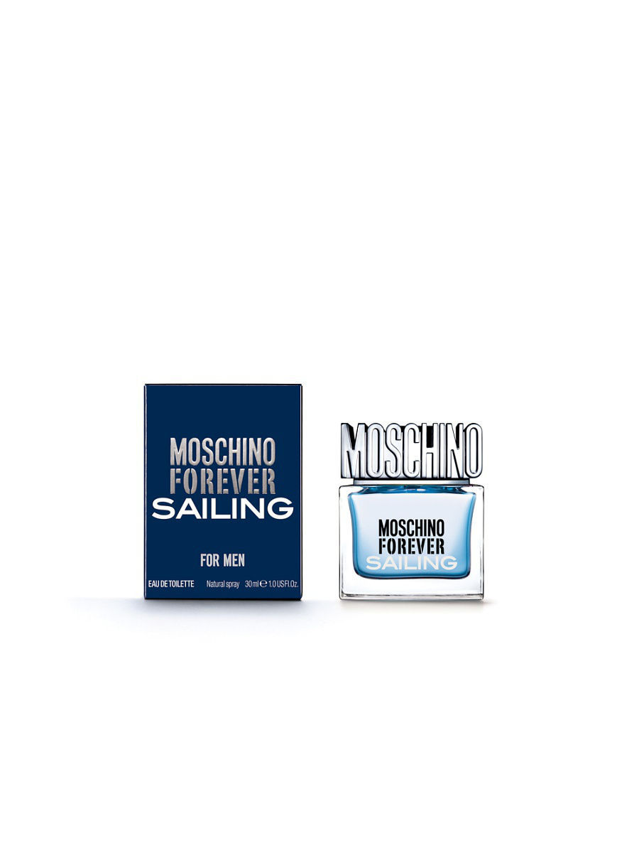 Туалетная вода MOSCHINO Moschino Forever Sailing М Товар Туалетная вода, 30 мл спрей туалетная вода clean summer sailing объем 60 мл