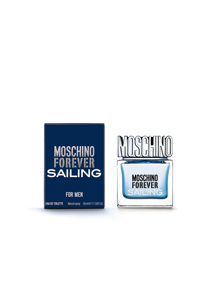 Туалетная вода MOSCHINO Moschino Forever Sailing М Товар Туалетная вода, 50 мл спрей туалетная вода clean summer sailing объем 60 мл