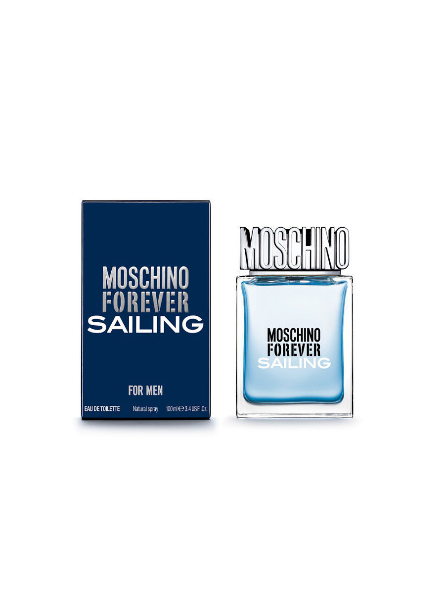 Туалетная вода MOSCHINO Moschino Forever Sailing М Товар Туалетная вода, 100 мл спрей туалетная вода clean summer sailing объем 60 мл