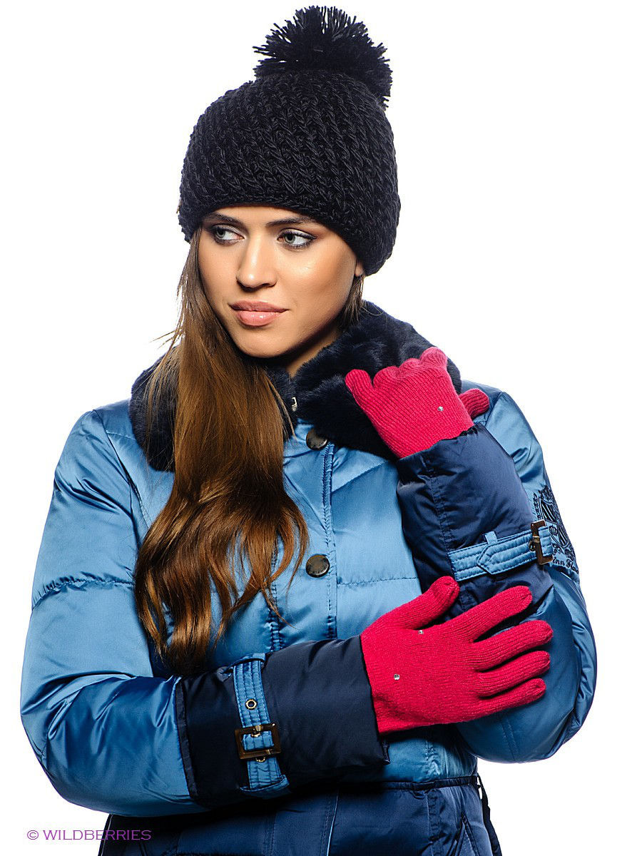 Перчатки Female Knit Gloves Puma 4104903