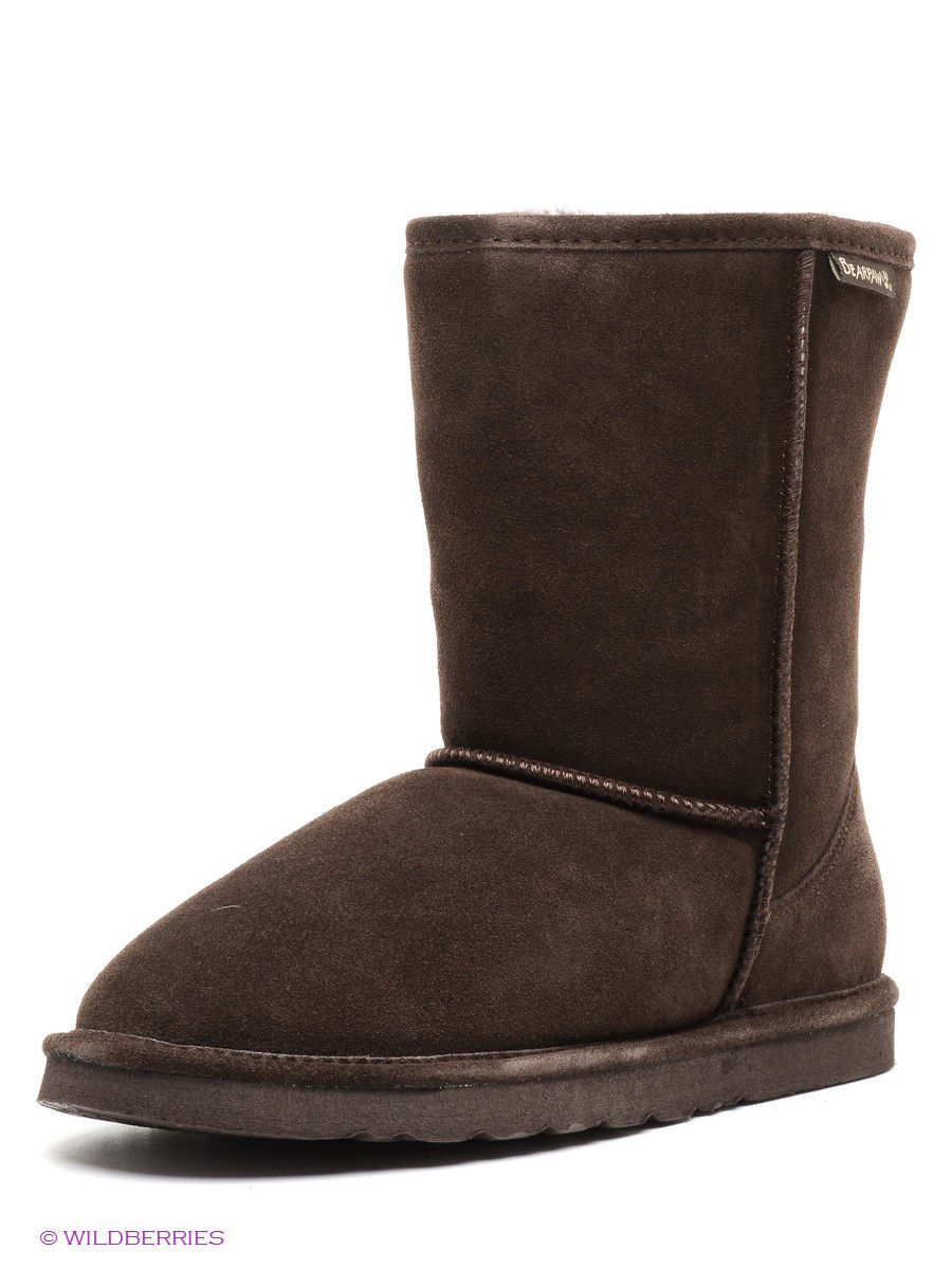 Угги Bearpaw 430M,chocolate