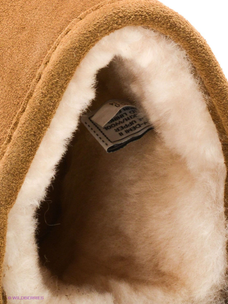 Женские угги Bearpaw 619W,hickory/chocolate: изображение 7