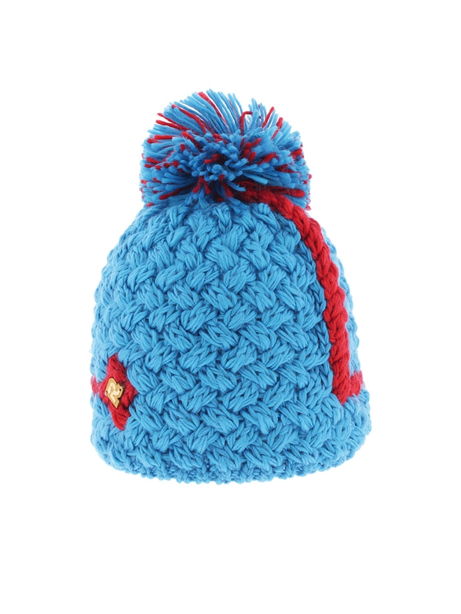 Шапка R Mountain ICE8156/Turquoise/Red