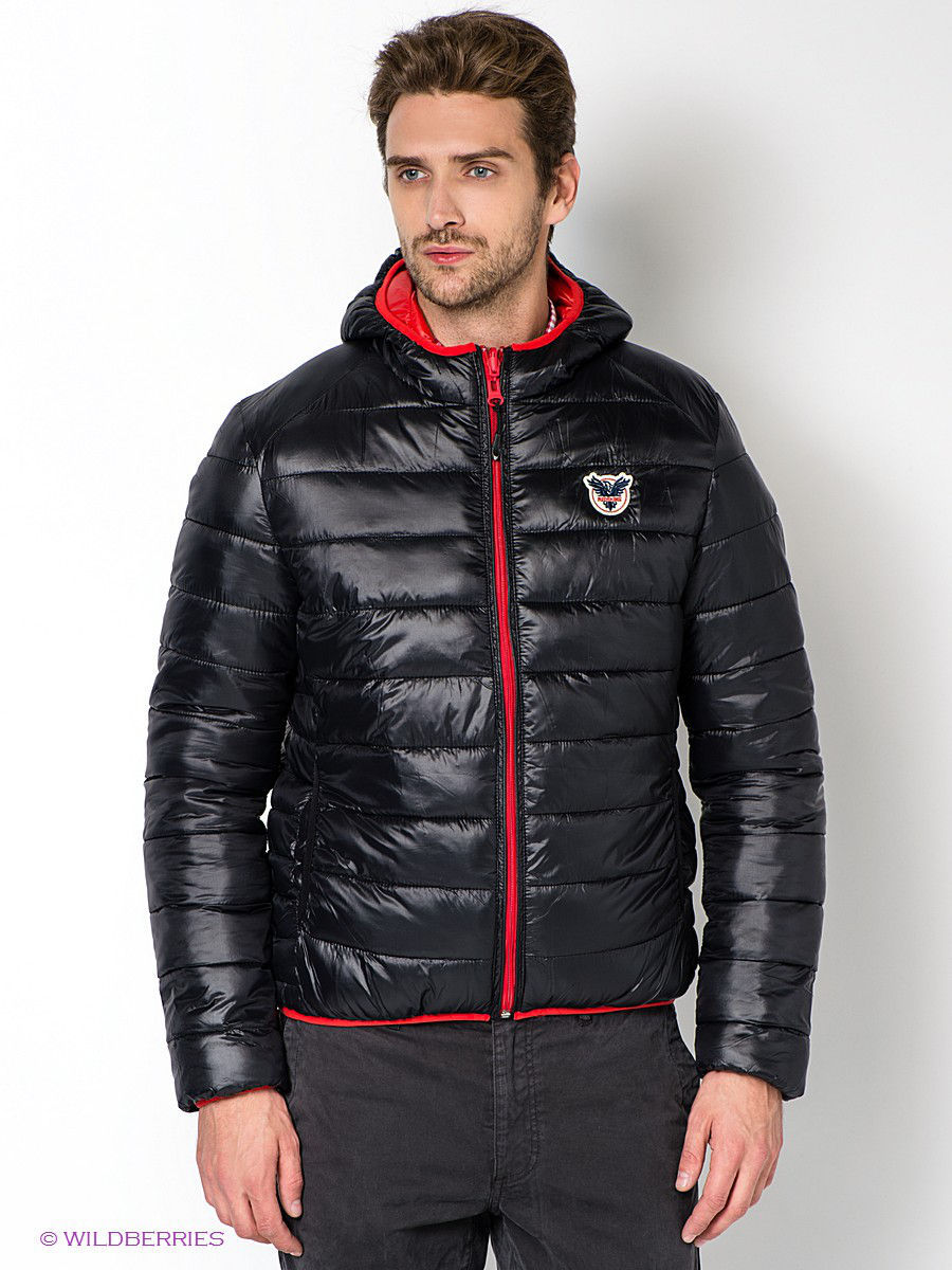 Куртка RedSkins H14CODHOU/BLACK/RED