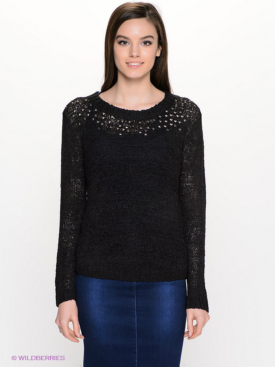 Джемпер OUTFITTERS NATION 24015258/Black