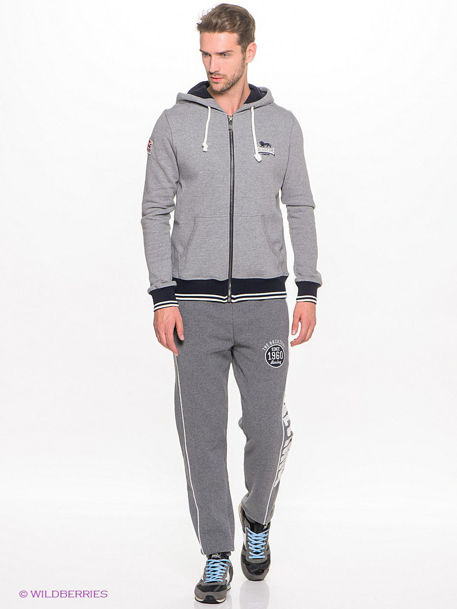 Брюки Lonsdale 114698/114698/DARK/GREY
