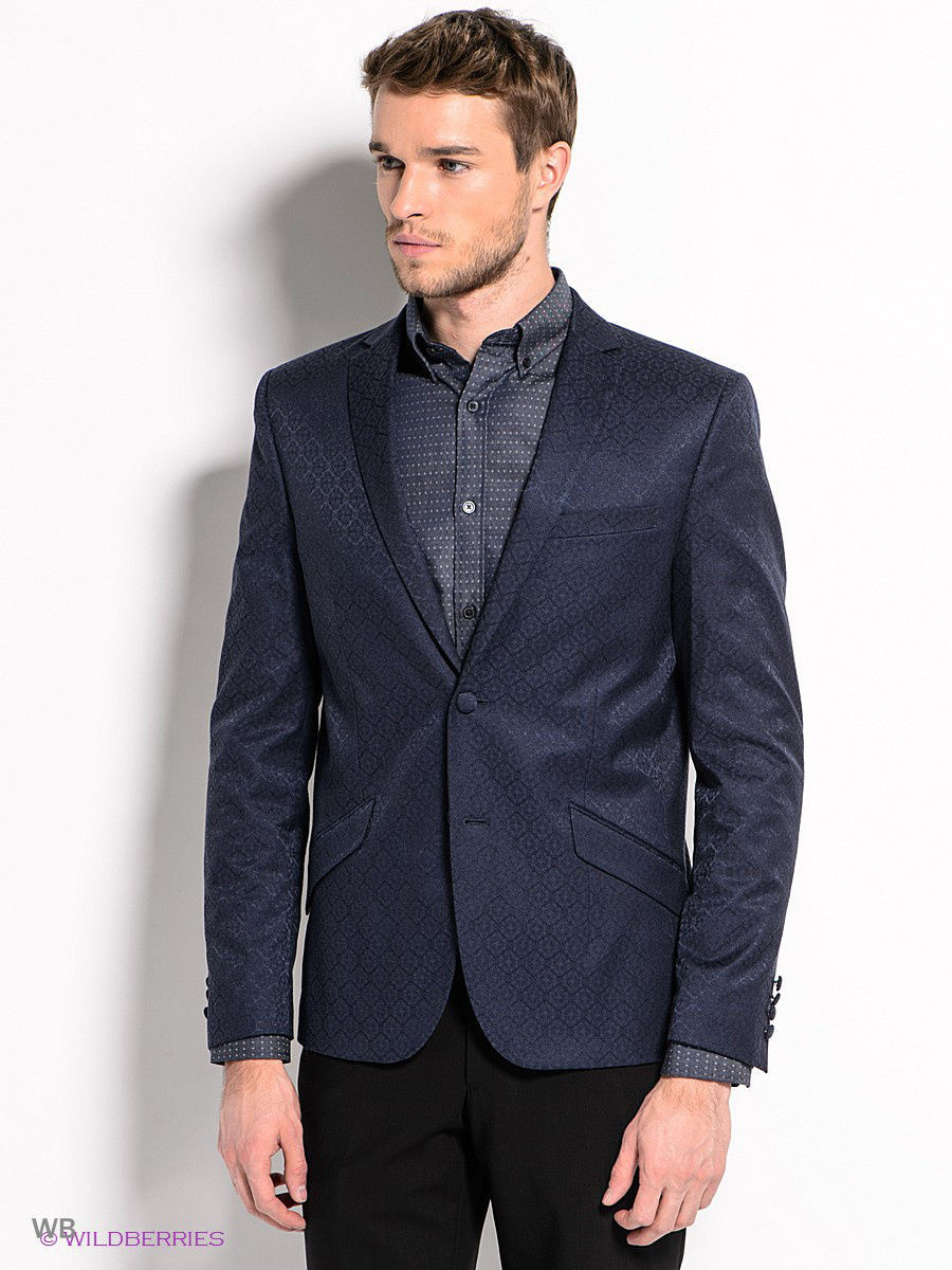 ������ SELECTED 16040765/NavyBlazer