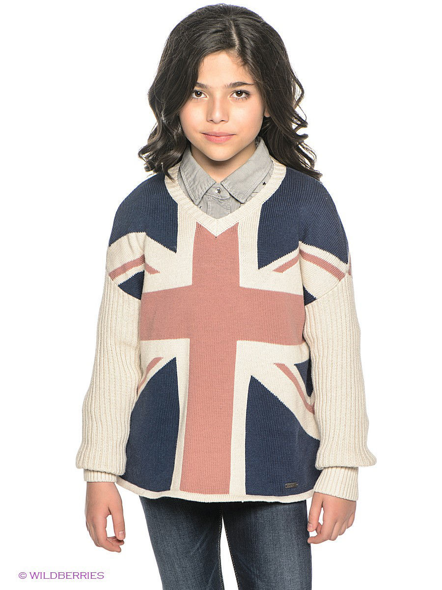 Пуловер PEPE JEANS LONDON PG700299PATTY/542