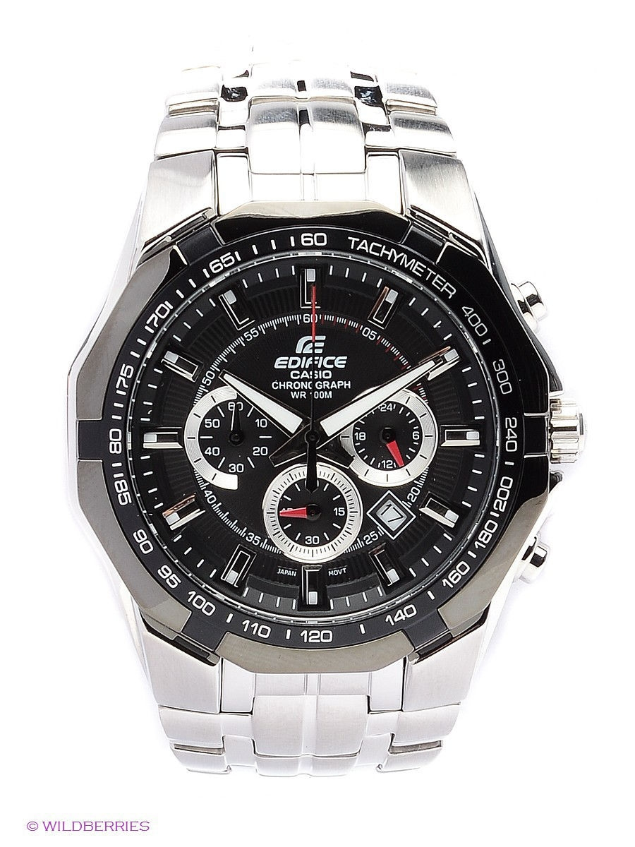 Часы наручные CASIO Часы EDIFICE EF-540D-1A bwgh brooklyn we go hard pубашка