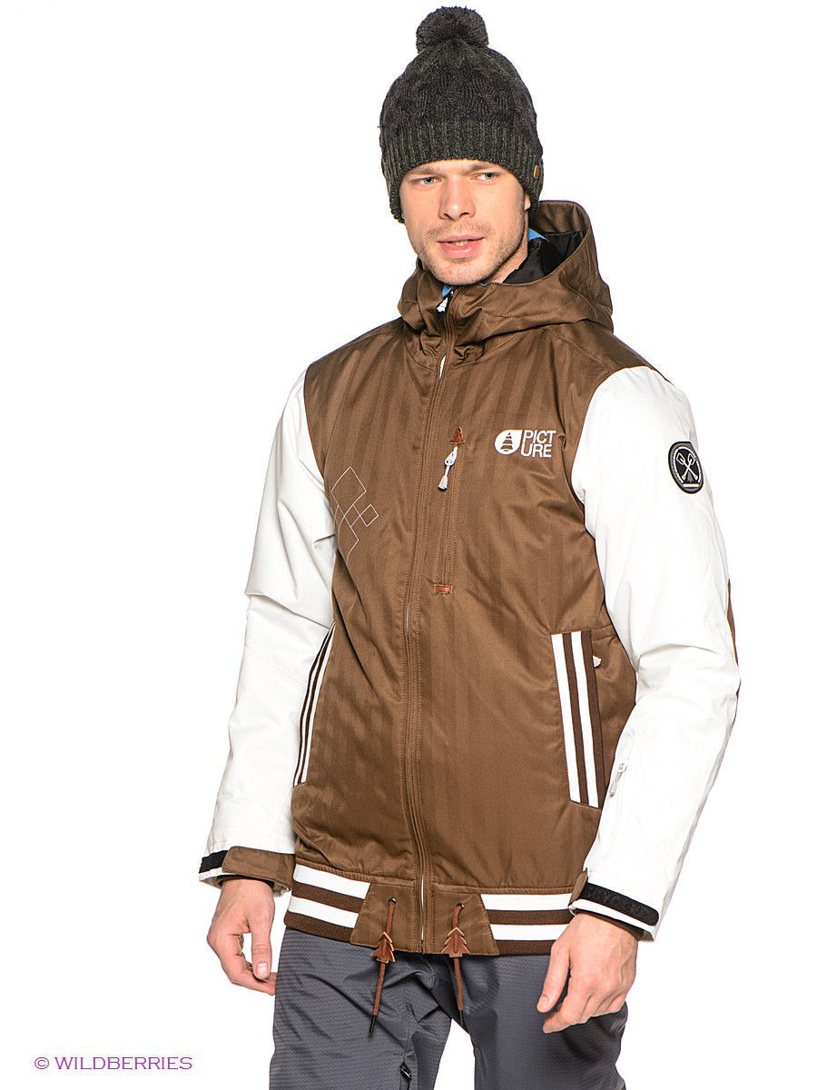Ветровка Picture Organic MVT026/Teddy/Brown