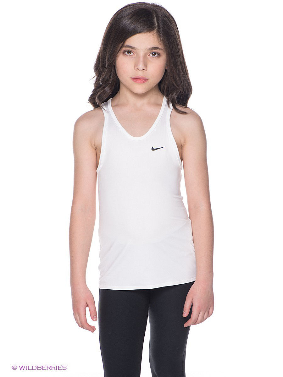 Топ ADVANTAGE COURT TANK YTH Nike 637432-100