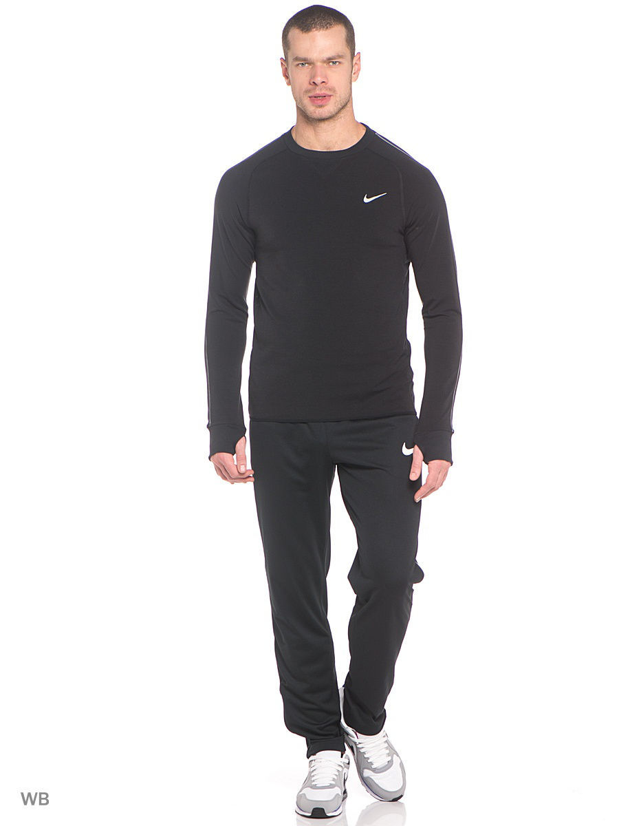 �������� NIKE DRI-FIT SPRINT CREW 642796-010