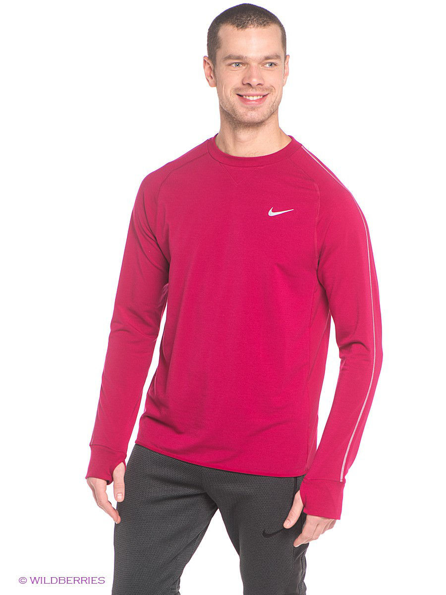 Лонгслив NIKE DRI-FIT SPRINT CREW 642796-644